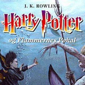 Harry Potter og Flammernes Pokal lydbog